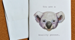 You are a koality person.